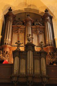 Orgues de l'église Saint Jean