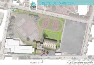 Visite de Chantier La Cerisaie