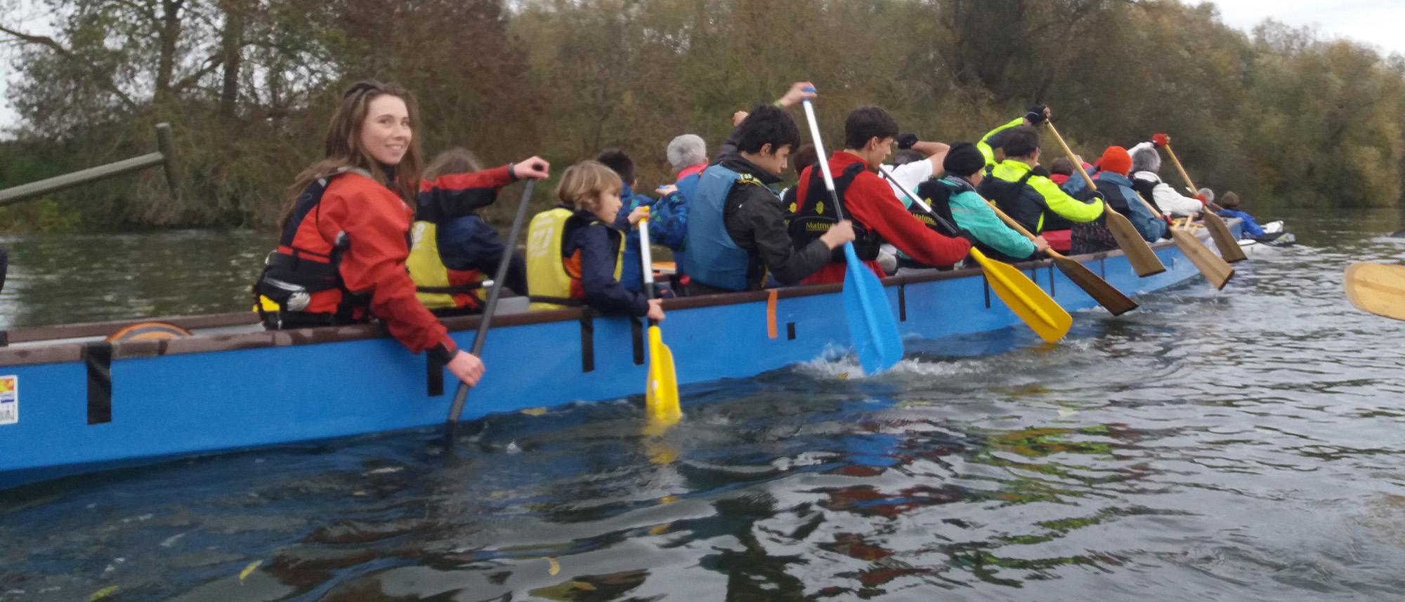Sortie Kayak