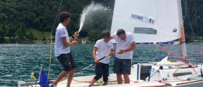 Championnat d'Europe Match racing